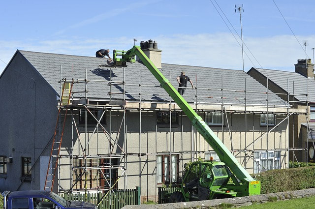 Contact Roofers Scarborough